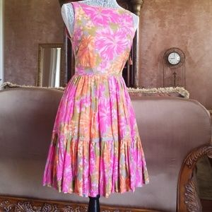 Tracy Feith floral dress